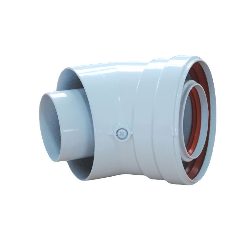 Φ60/100mm Coaxial Extension Flue CW-45-02