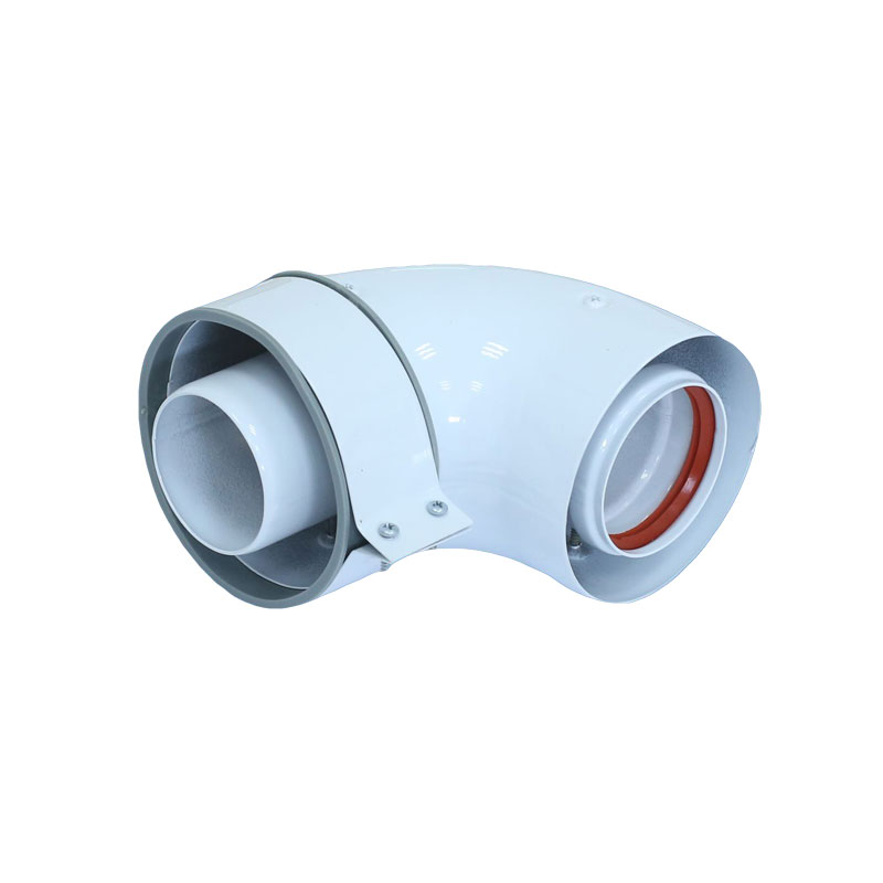 Φ60/100mm Coaxial Extension Flue CW-90-01