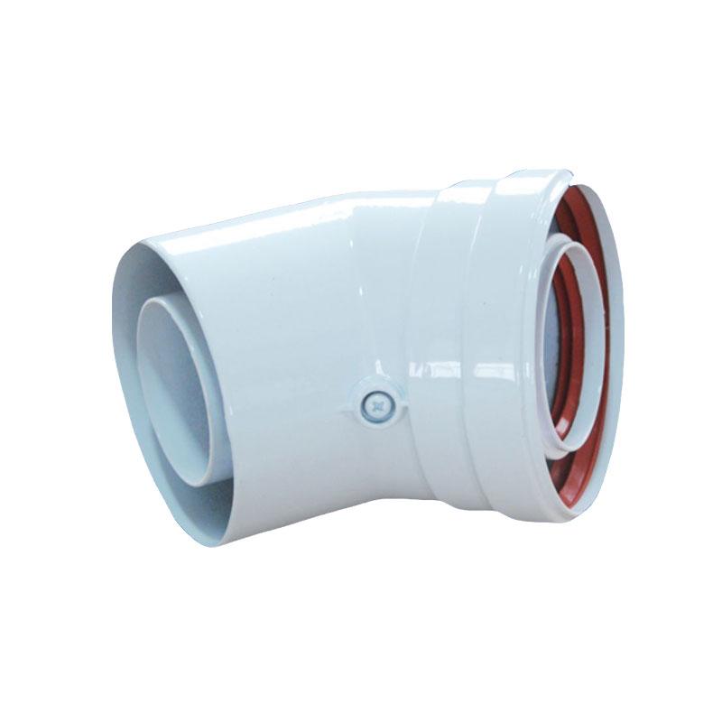 Φ80/125mm Non-condensing Flue CW8-45