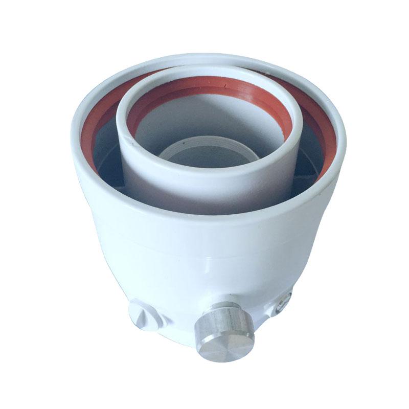 Φ80/125mm Non-condensing Flue P6-8