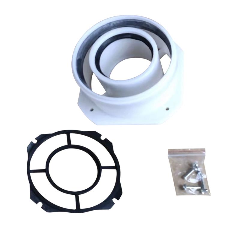 Φ60/100mm Condensation Flue Parts